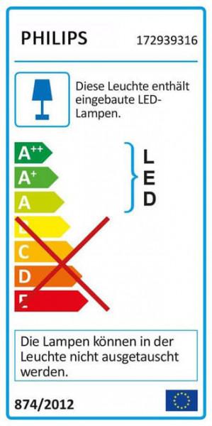 Beleuchtete LED Hausnummer mit Nummer und Name | Design Hausnummern online kaufen